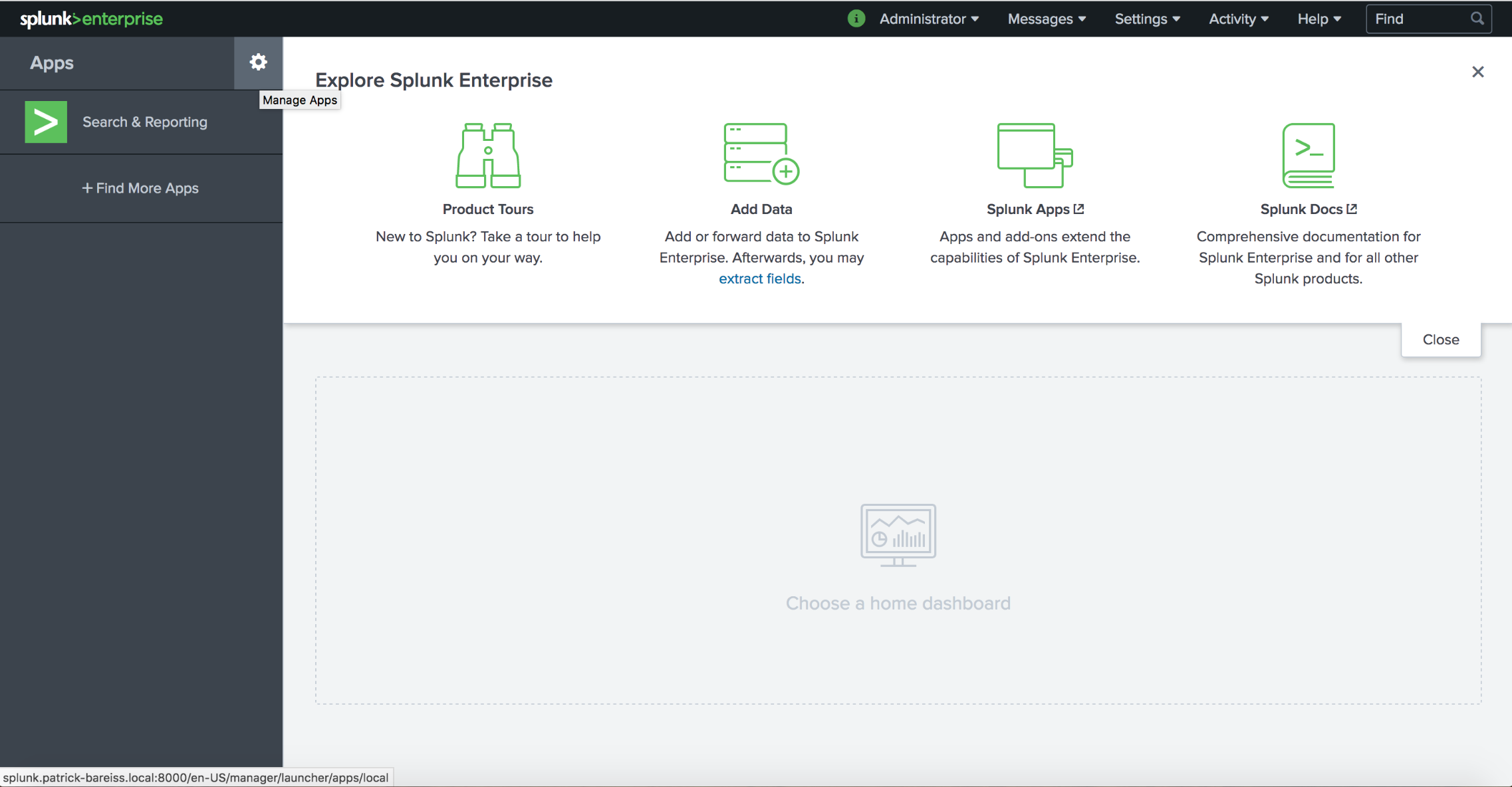 Monitoring Linux Server with Splunk - Patrick Bareiss