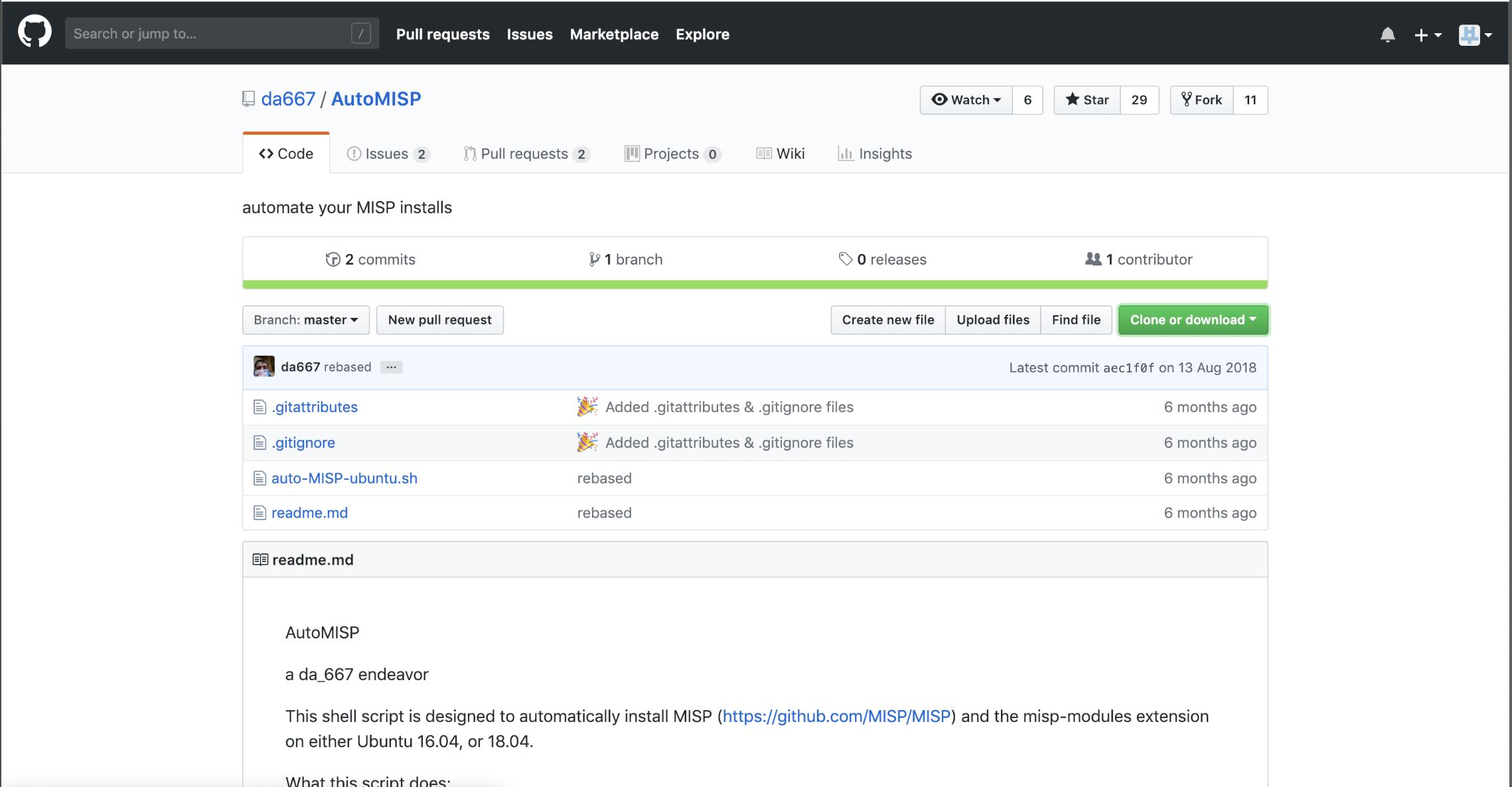Install MISP on Ubuntu 18 04 - Patrick Bareiss